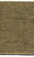 [4003] ZWEIGART 麻テープ 19.5cm幅 麻色 約11目