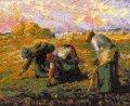[5857] クロスステッチキット ART GALLERY アートギャラリー 「落穂拾い」ミレー作 No7028 (額別売)