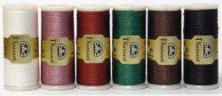 画像3: [4917] DMC Diamant(ディアマント) メタリック刺繍糸