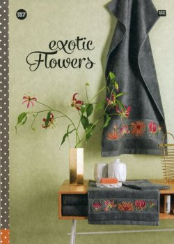 画像1: [7192] RICO No157 exotic Flowers