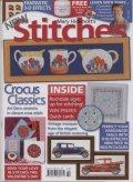 [7534] NEW Stitches No.250