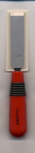[7680] クロバー ボタンノミ(12ミリ幅) 21-431