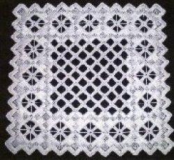 画像1: [0020] ハーダンガー刺繍キット901