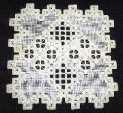 画像1: [0018] ハーダンガー刺繍キット601