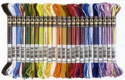 画像1: [5013] DMC25番刺しゅう糸 カラーバリエーション 417F