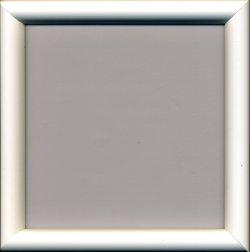 画像1: [9342] かまぼこ額#6700 約28.5cm×約28.5cm 白