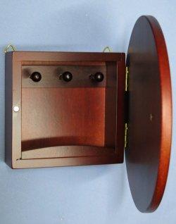 画像2: [6535] オリジナル壁掛けBox  木製品