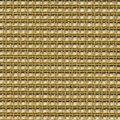 [6627] ペネロペキャンバス(ペネロープキャンバス) 60cm幅 3.9目 茶
