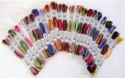画像1: [6867] DMC Coloris/コロリ 517 25番刺繍糸