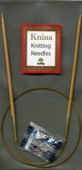 [6991] Knina Knitting Needles Tulip 60cm 各種
