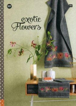 画像1: [7192] RICO No157 exotic Flowers