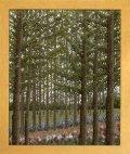 [7278] オリムパス クロス・ステッチ刺しゅうキット オノエ・メグミ 刺しゅうキットシリーズ 木々の彩り カラマツ林の小道 No.7492 上級者向(額別売り)