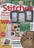 [7515] NEW Stitches No.222&No.223 2冊セット