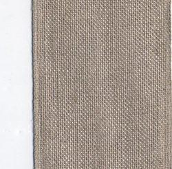 画像1: [7868] V&H リネンテープ 6cm幅 約11目 麻色(No.61)