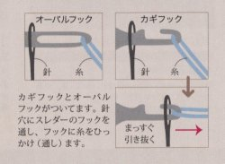 画像2: [7942] ポルトボヌール すずらん エンブロイダリースレダー 79-592 MADE IN JAPAN