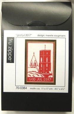 """画像2: [7966] fru zippe クリスマスキット """"god jul 2017"""" 品番:70-0384"""