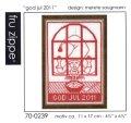 "[7960] fru zippe クリスマスキット ""god jul 2011"" 品番:70-0239"