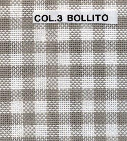 画像1: [7968] イタリー製綿ギンガム布 180cm幅 各色