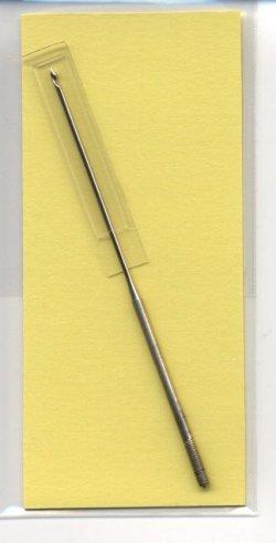 画像1: [7993] Lacis タンブールニードル 替針:#80