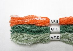 画像1: [4527] A.F.E 綿スラブぼかし糸