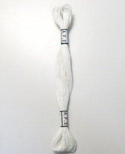 画像1: [4521] A.F.E 麻刺繍糸 L101-L203