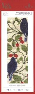 [8427] DMCクロスステッチキット Bird and Berry / C.F.A. Voysey 品番:BL1171/77