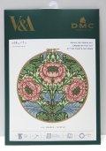 [8431] DMCクロスステッチキット Myrtle / J.H.Dearle 品番:BL1175/77
