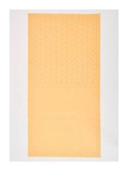 画像2: [8525] ルシアン COSMO hidamari 刺し子綿麻マルチクロス 杉綾/ベージュ no.98908-50