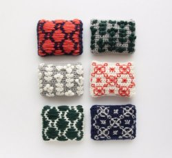 画像4: [8528] はじめてのクロッシェ ブローチキット Tralalala.crochet kit 各色