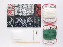 画像2: [8528] はじめてのクロッシェ ブローチキット Tralalala.crochet kit 各色