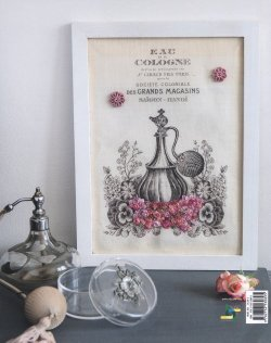 画像2: [8561] PROMENADE BRODEE AU FIL DES SAISONS / Isabelle Haccourt Vautier & Geraldine Sturbois