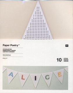 画像1: [8597] RICO DESIGN Paper Poerty 08792.78.86
