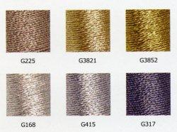 画像3: [8674] DMC DIAMANT GRANDE(ディアマントグランデ) メタリック刺繍糸