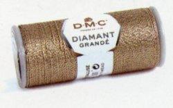 画像2: [8674] DMC DIAMANT GRANDE(ディアマントグランデ) メタリック刺繍糸
