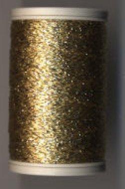 画像1: [8913] MEZ Metalica Metallic Thread 色番号 300