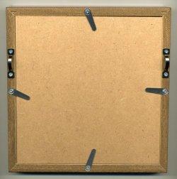 画像2: [8940] 額 5767歩7 150角(内径14cm×14cm) ブラウン