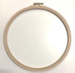 画像1: [8977] KLASS & GESSMAN 刺繍枠 21.5cm