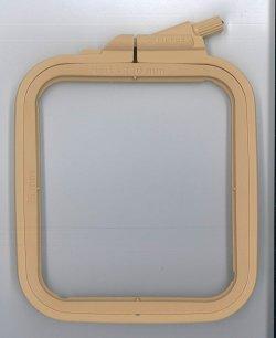 画像1: [9279] Nurge スクエアプラスチック刺しゅう枠 9.5cm×11cm