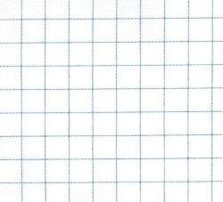 画像1: [9291] DMC抜きキャンバス 80cm幅 25ct 約10目/cm 綿100%