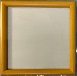 画像1: [9332] かまぼこ額#6700 約13.5cm×約13.5cm ナチュラル