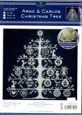 [9353] DMC Arne&Carlos Christmas Tree Kit ネイビー