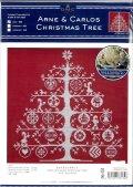 [9351] DMC Arne&Carlos Christmas Tree Kit レッド