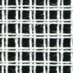 画像1: [0667] ニードルポイント ダブルキャンバス 2.6目 白