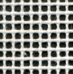 画像1: [0671] ニードルポイント インターロック 4目 白