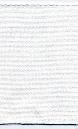 画像1: [4002] ZWEIGART 麻テープ 16cm幅 約11目 オフ白(No.52)