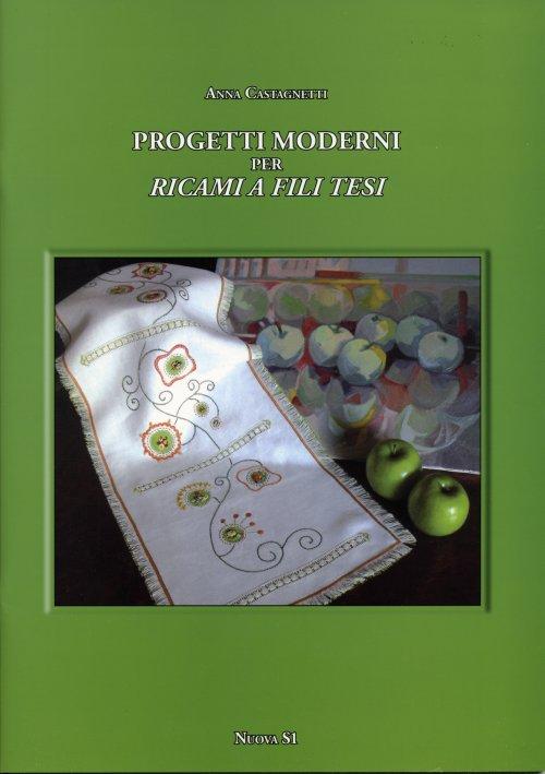 5746 progetti moderni per ricami a fili tesi no1647 for Progetti moderni